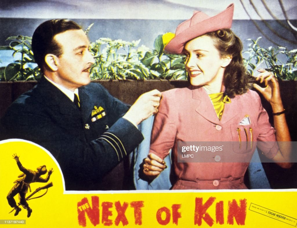 War Movie : The Next of Kin (1942)