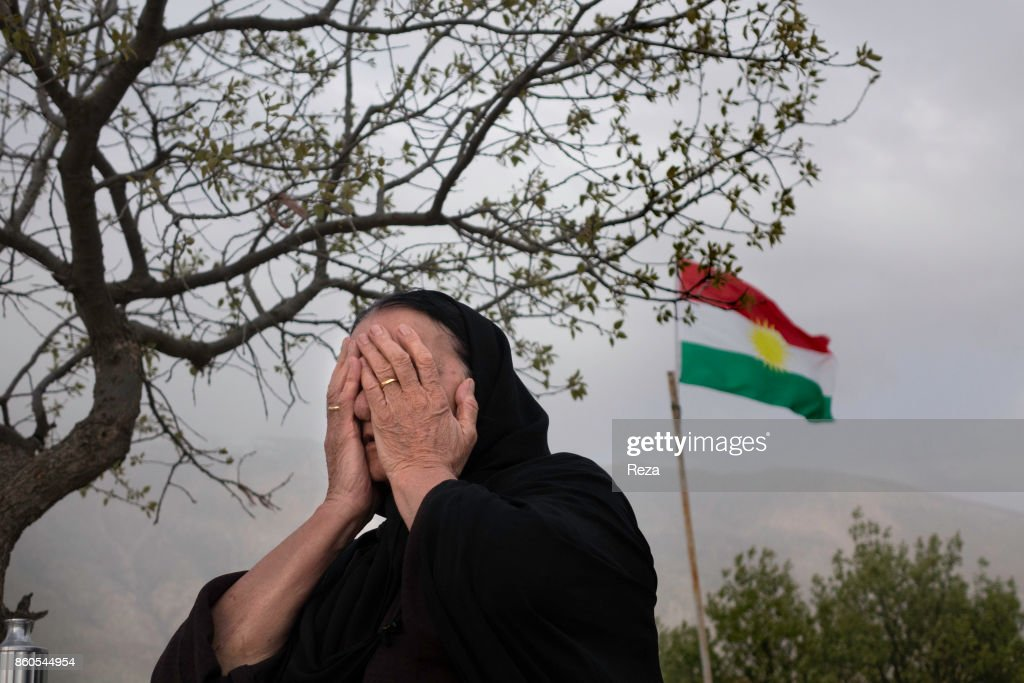The Sorrows of Anfal : News Photo