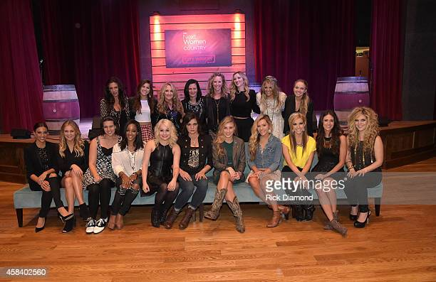 Next Women Of Country at City Winery Nashville on November 4 2014 in Nashville Tennessee