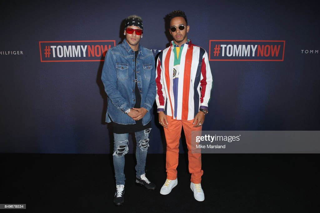 Tommy Hilfiger TOMMYNOW Fall 2017 - Front Row & Atmosphere : ニュース写真