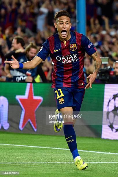 Neymar, FC Barcelona - FC Bayern München, 06 Mai in Barcelona, SpanienFoto: mspb/Jerry Andre
