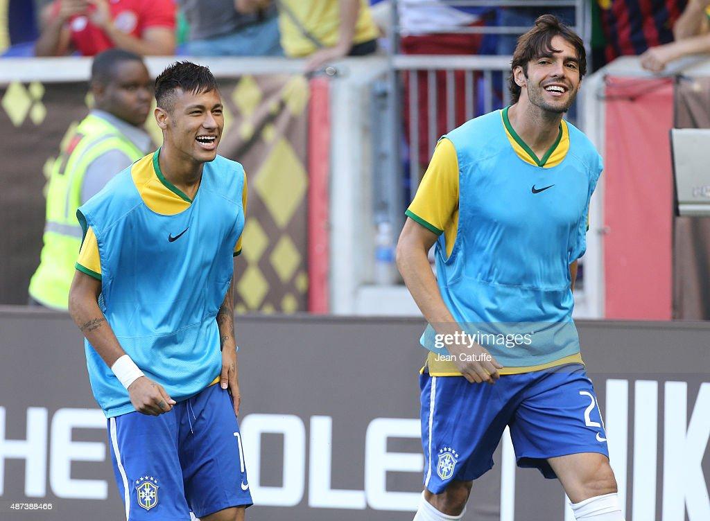 Brazil v Costa Rica - International Friendly : News Photo
