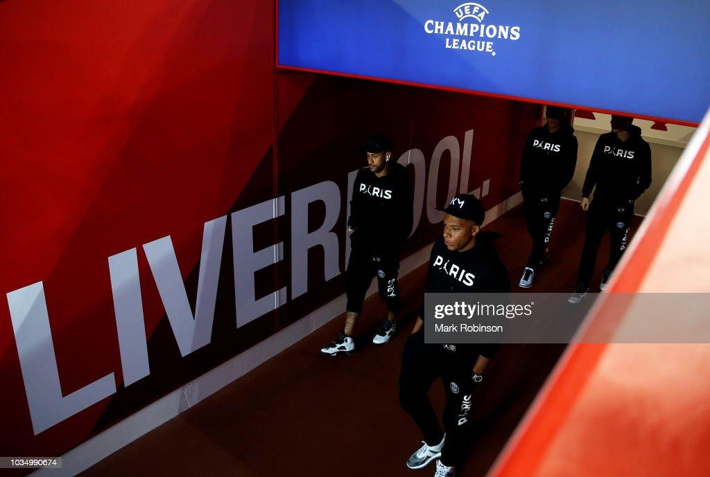 Paris Saint-Germain Training Session : News Photo