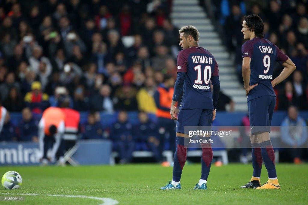 Paris Saint Germain v Olympique Lyonnais - Ligue 1 : News Photo