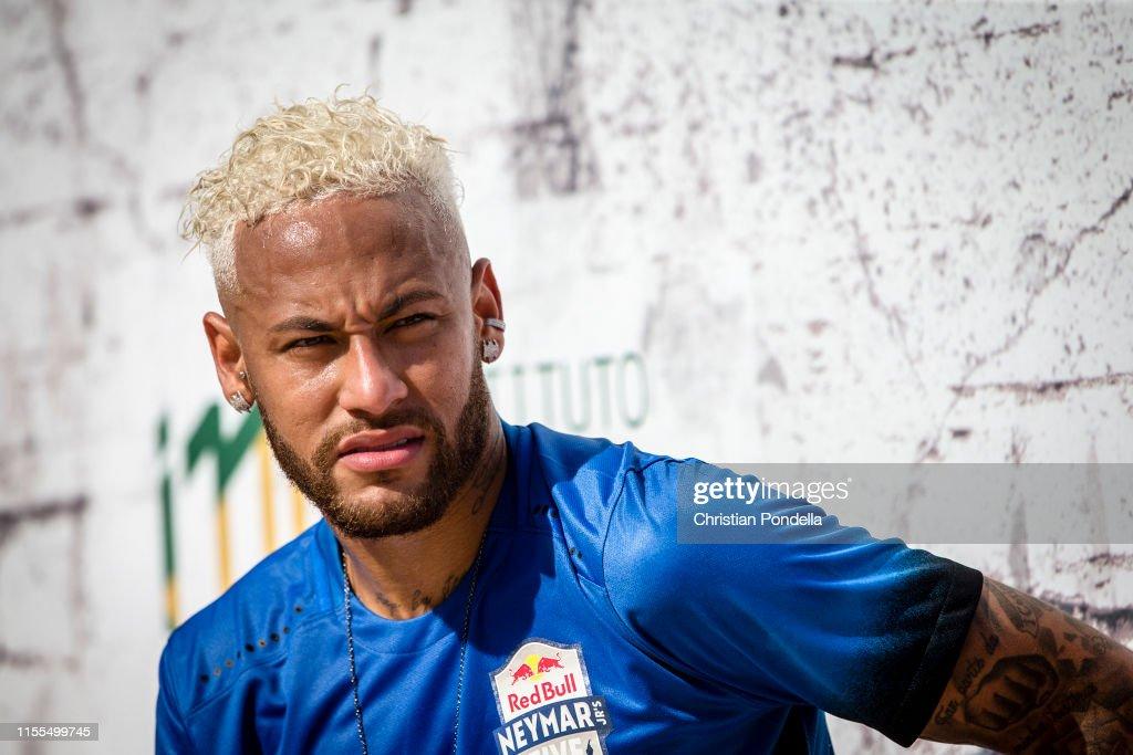 Neymar Jr's Five World Final 2019 : News Photo