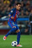 barcelona spain neymar jr barcelona action
