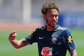 sochi russia neymar jr brazil looks