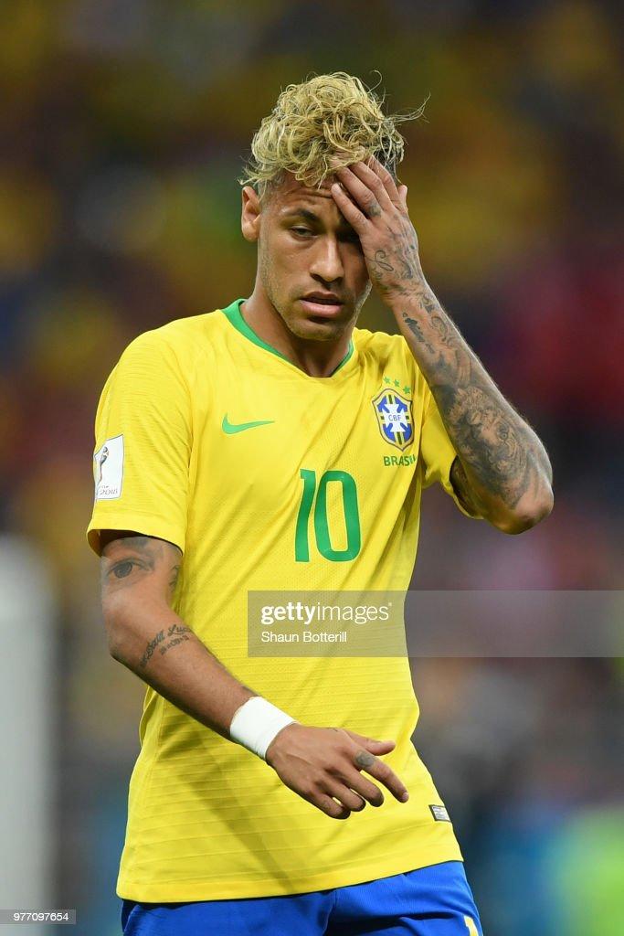 Brazil 1 - 1 Switzerland - 2018 FIFA World Cup