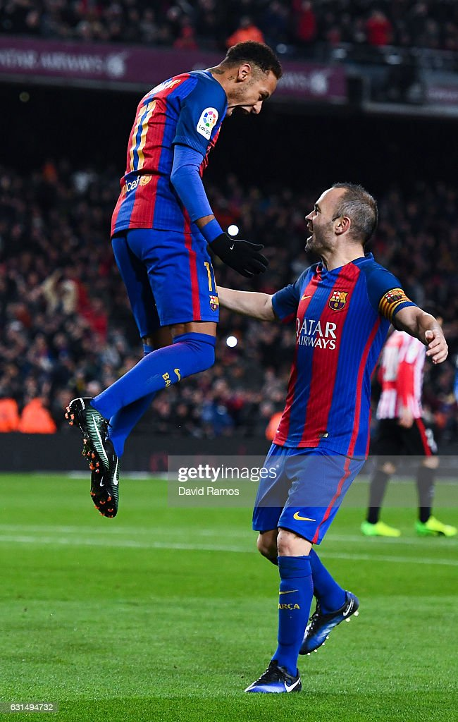 Barcelona v Athletic Club - Copa del Rey: Round of 16 Second Leg