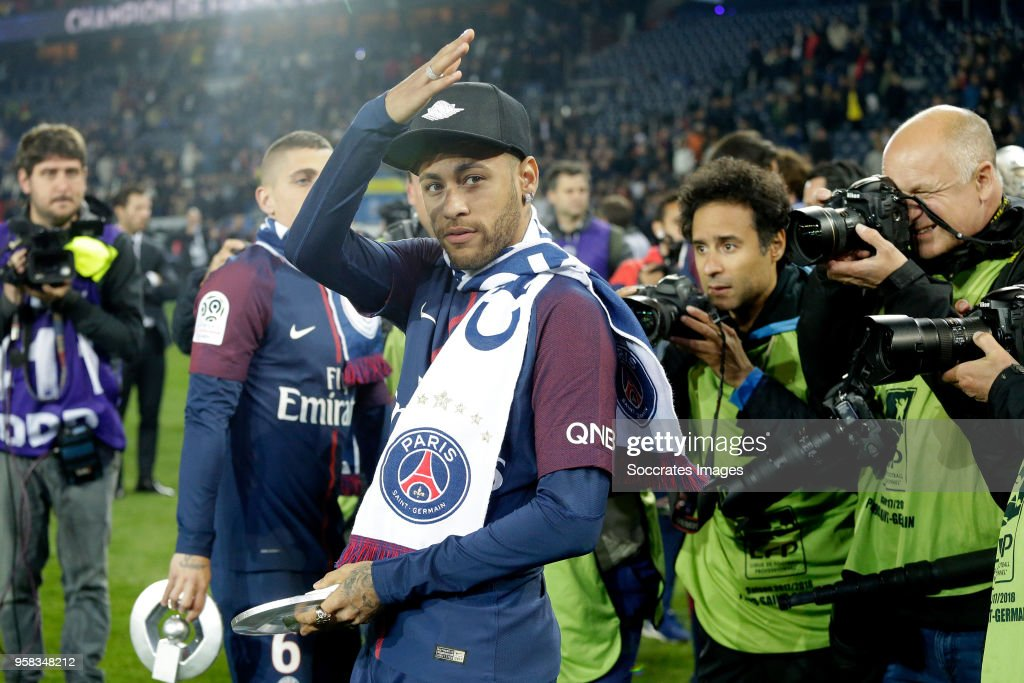 Paris Saint Germain v Rennes - French League 1 : News Photo