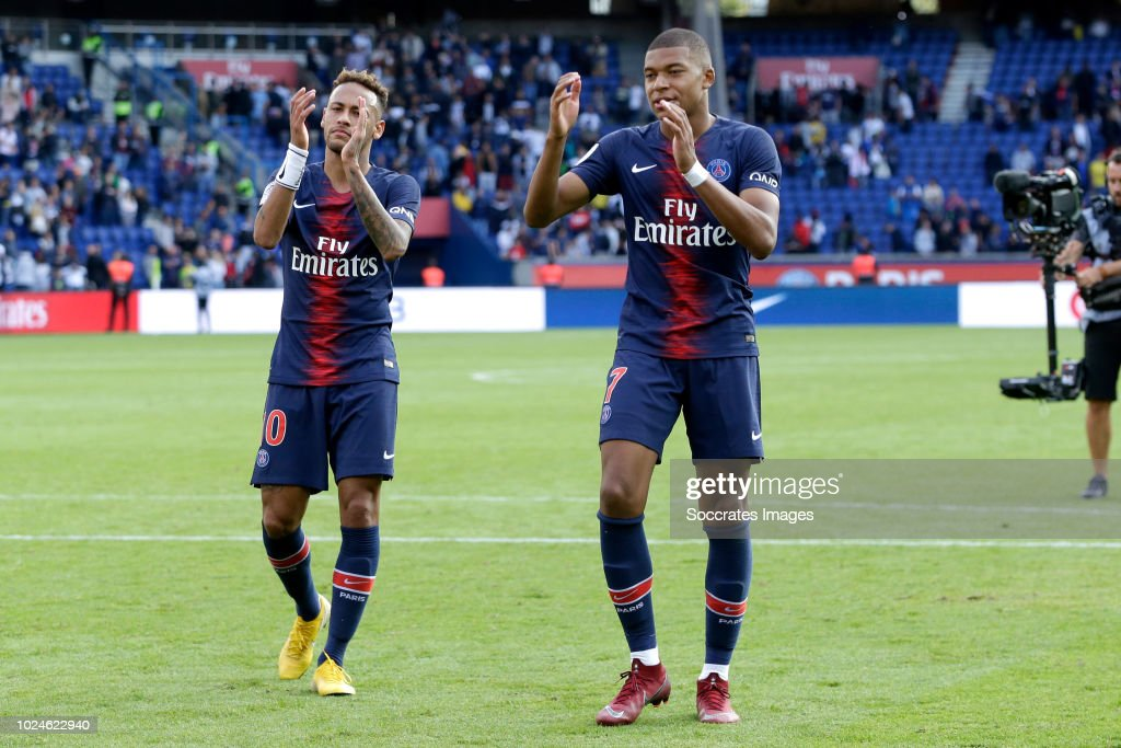 Paris Saint Germain v Angers - French League 1 : News Photo