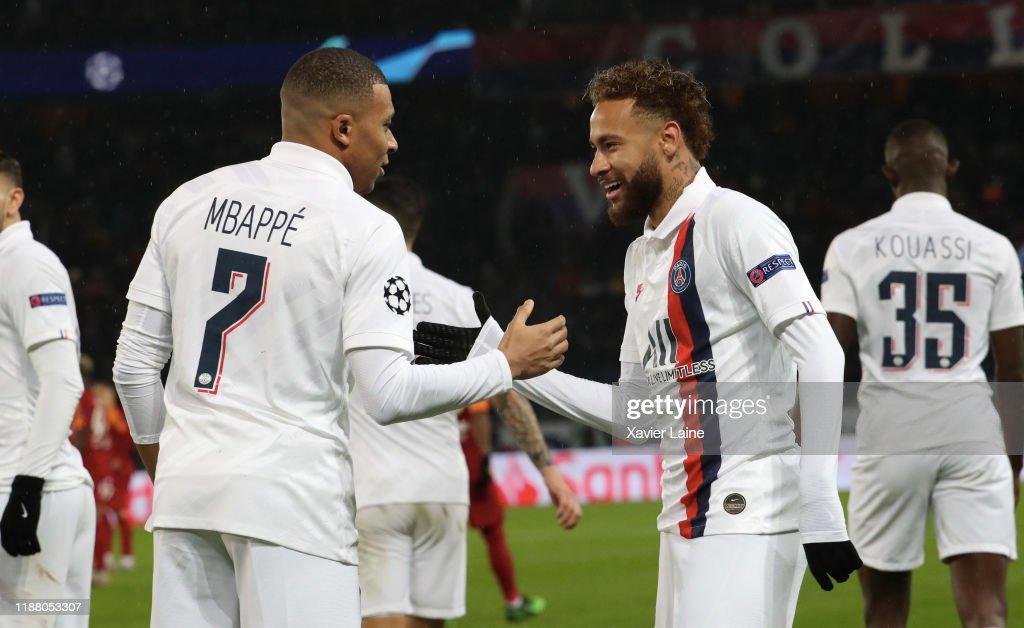 Paris Saint-Germain v Galatasaray: Group A - UEFA Champions League : News Photo