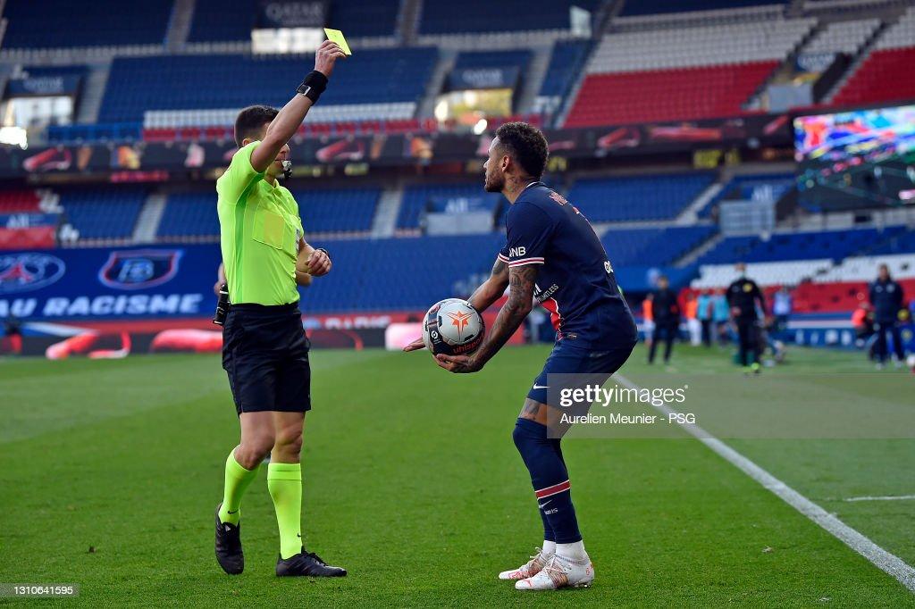 Paris Saint-Germain v Lille OSC - Ligue 1 : ニュース写真