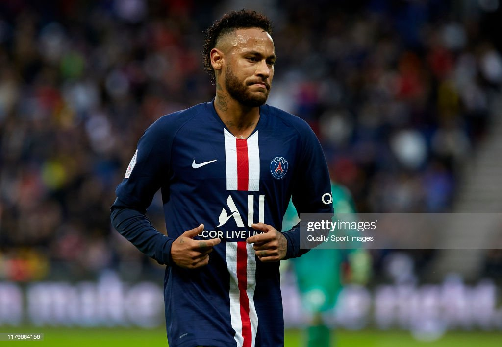 Paris Saint-Germain v Angers SCO - Ligue 1 : News Photo