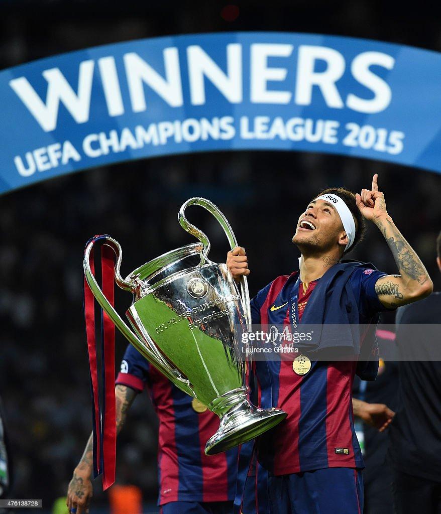 Juventus v FC Barcelona  - UEFA Champions League Final : ニュース写真