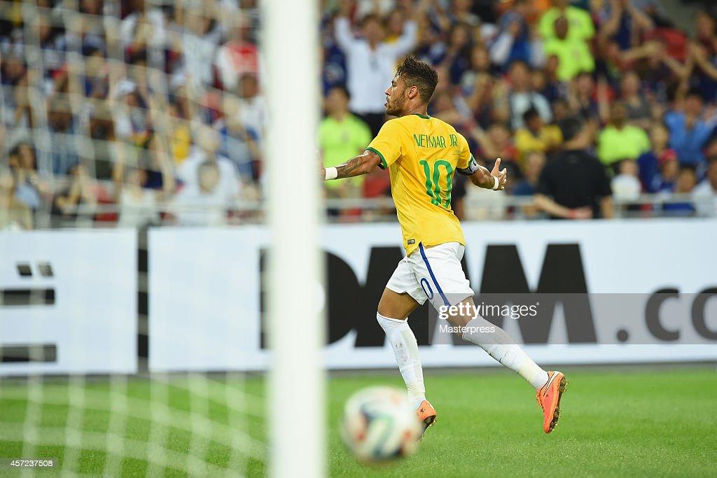 Japan v Brazil - International Friendly : News Photo