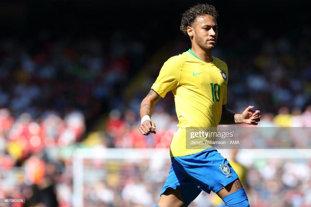 Croatia v Brazil - International Friendly : News Photo