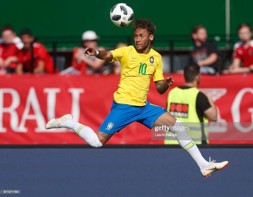 Austria v Brazil - International Friendly : News Photo