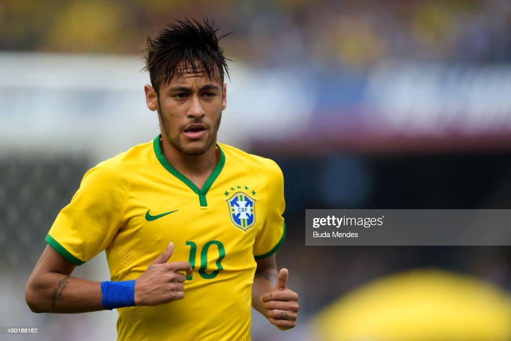 Brazil v Serbia - International Friendly : News Photo