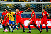 sao paulo brazil neymar brazil action