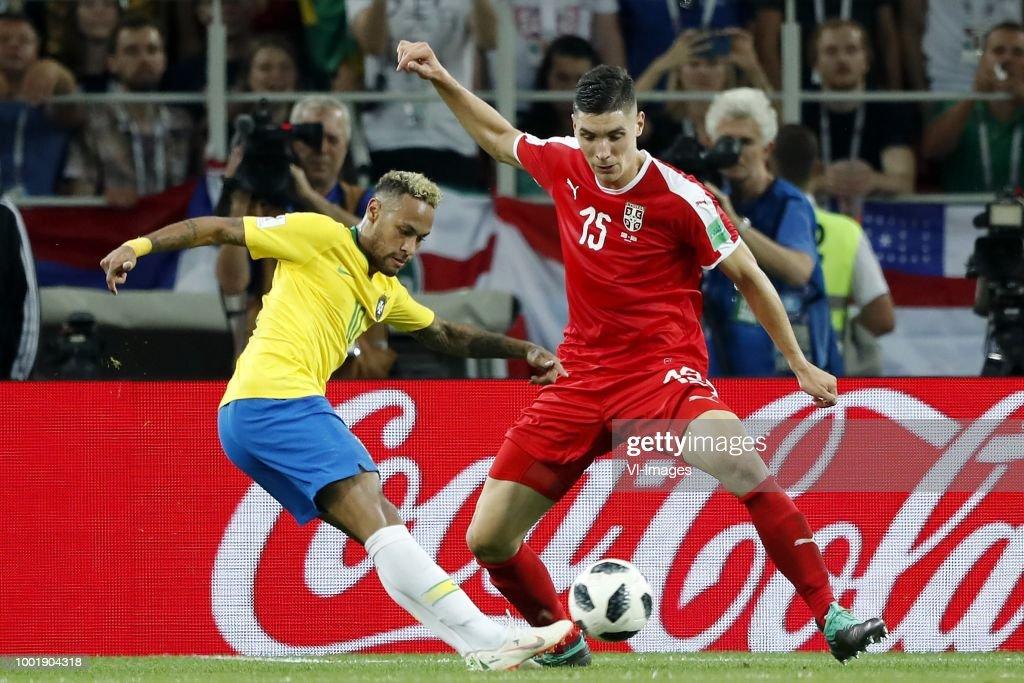 "FIFA World Cup 2018 Russia""Serbia v Brazil"" : News Photo"