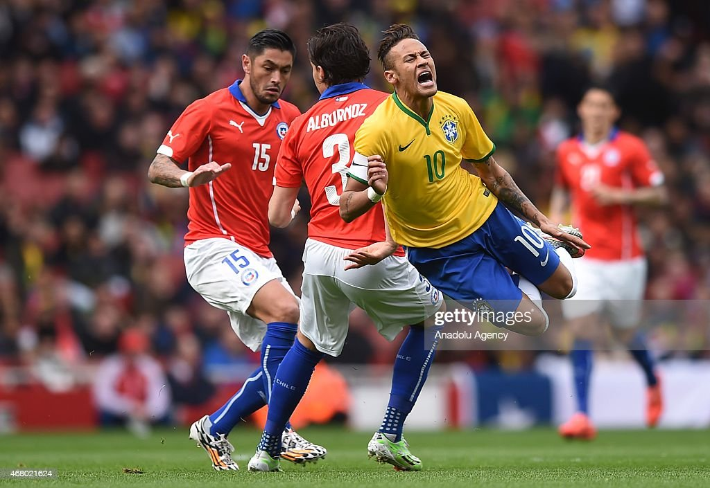 Brazil v Chile - International Friendly Match