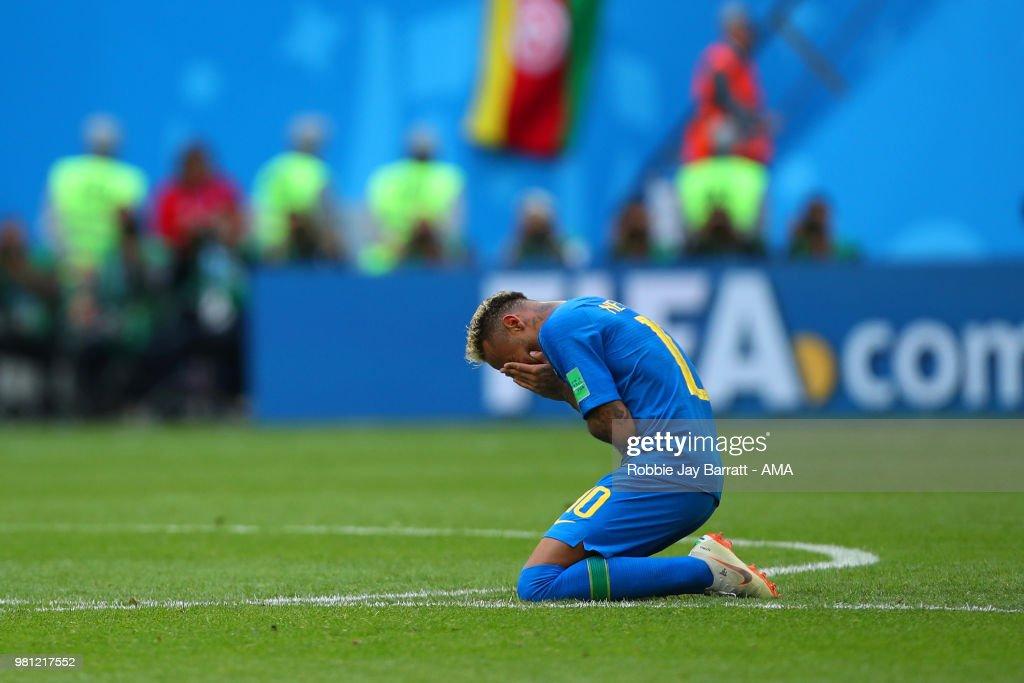 Brazil v Costa Rica: Group E - 2018 FIFA World Cup Russia : News Photo