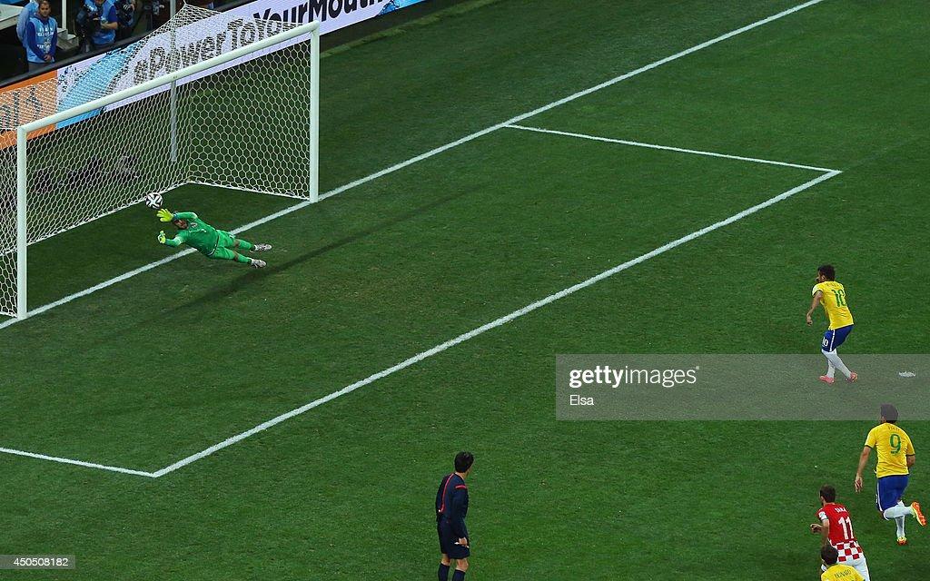 Brazil v Croatia: Group A - 2014 FIFA World Cup Brazil : News Photo