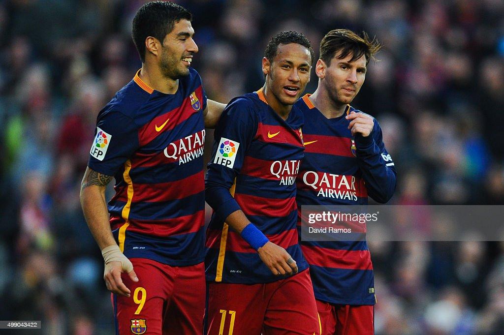 FC Barcelona v Real Sociedad de Futbol - La Liga : ニュース写真