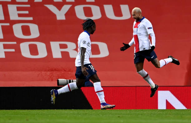 GBR: Manchester United v Paris Saint-Germain: Group H - UEFA Champions League