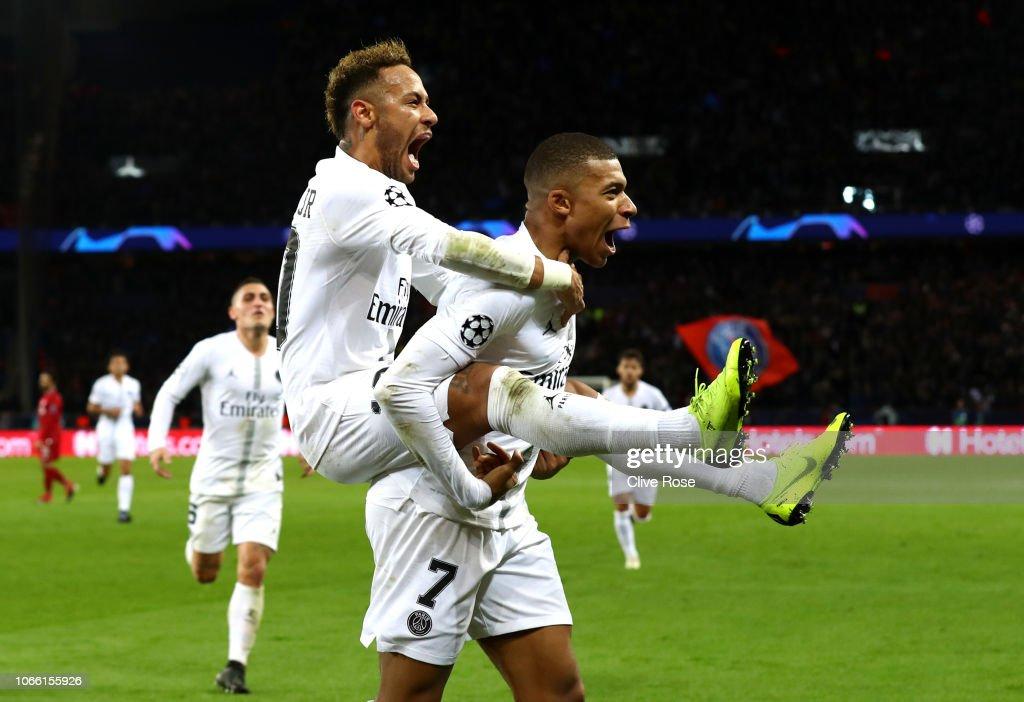 Paris Saint-Germain v Liverpool - UEFA Champions League Group C : ニュース写真