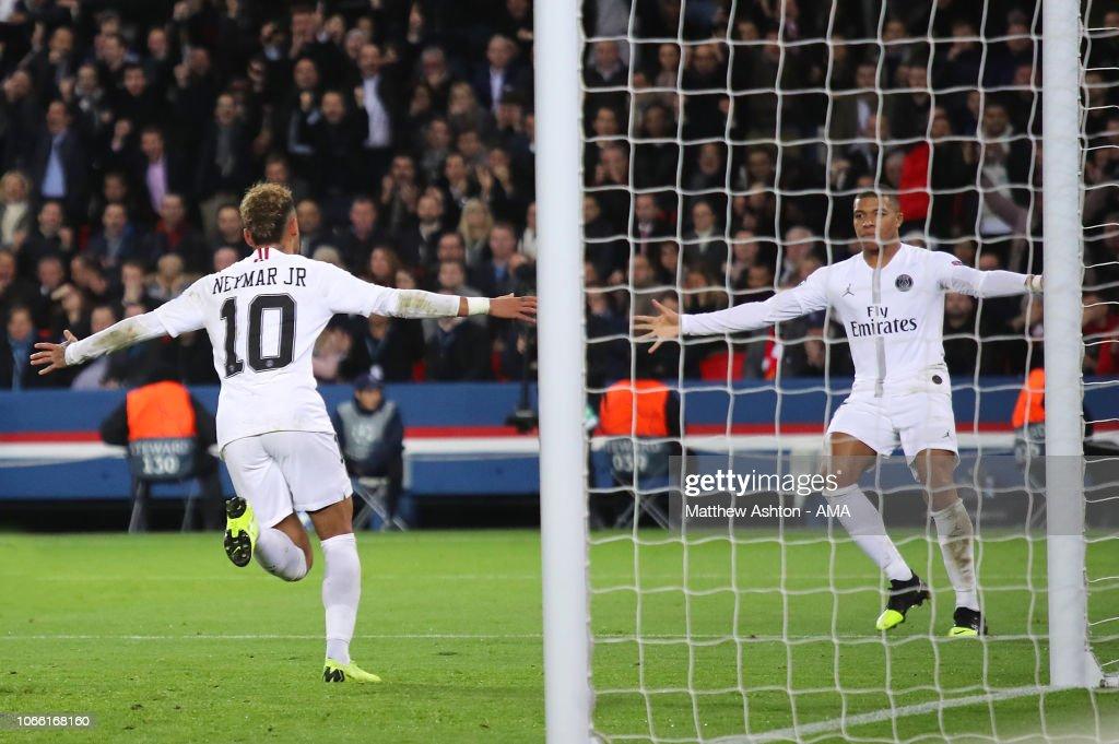 Paris Saint-Germain v Liverpool - UEFA Champions League Group C : News Photo
