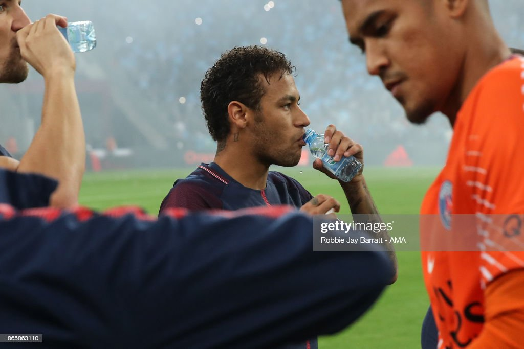 Olympique Marseille v Paris Saint Germain - Ligue 1 : Photo d'actualité