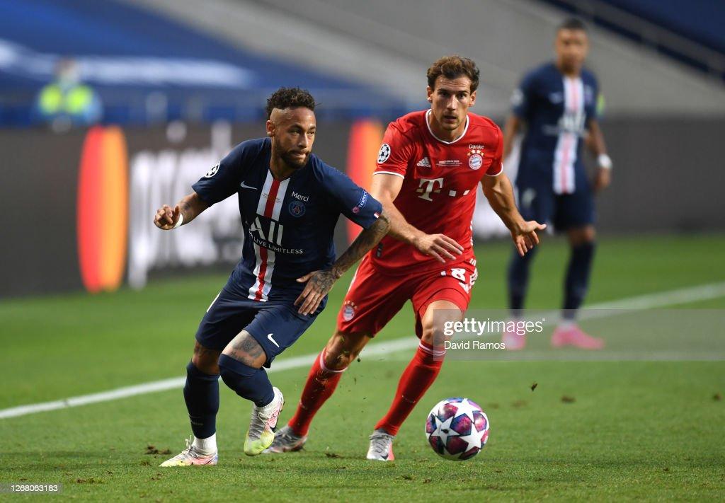 Paris Saint-Germain v Bayern Munich - UEFA Champions League Final : News Photo