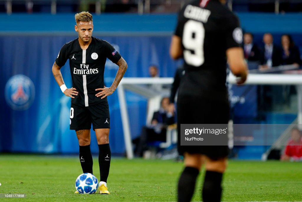 Paris Saint-Germain v Red Star Belgrade - UEFA Champions League Group C : News Photo
