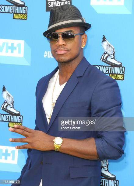NeYo arrives at the 2013 Do Something Awards at Avalon on July 31 2013 in Hollywood California