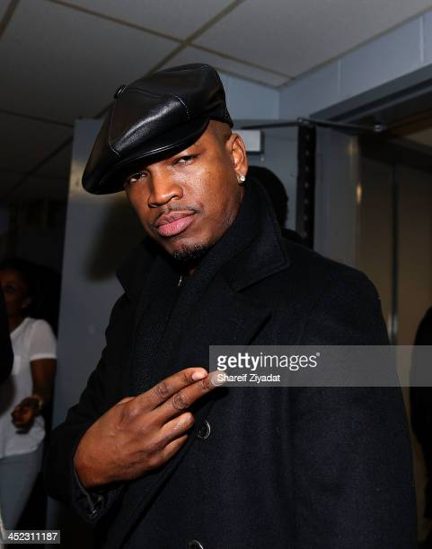 NeYo at BB King Blues Club Grill on November 19 2013 in New York City