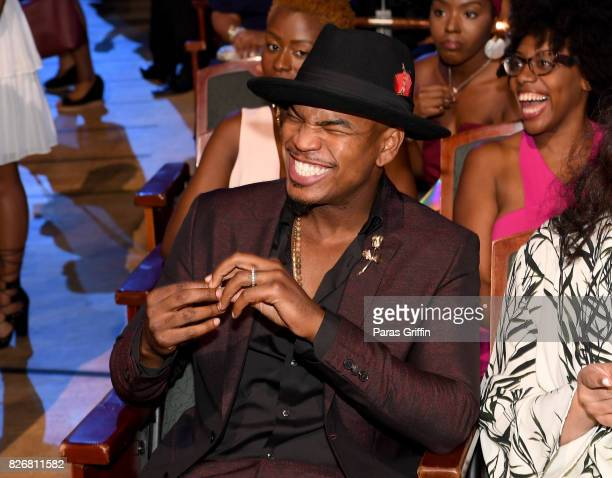 NeYo attends Black Girls Rock 2017 at NJPAC on August 5 2017 in Newark New Jersey
