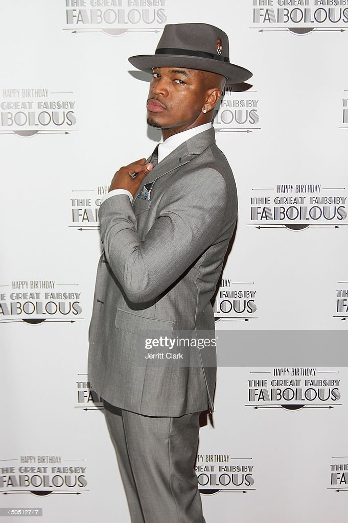 Neyo attends Fabolous' The Great Fabsby Birthday Celebration at Jazz Room at the General on November 18, 2013 in New York City.