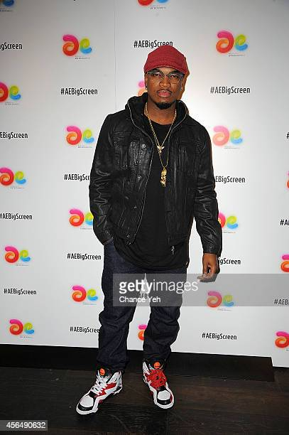 NeYo attends NeYo Music Video Premiere Party at Urbo NYC on October 1 2014 in New York City