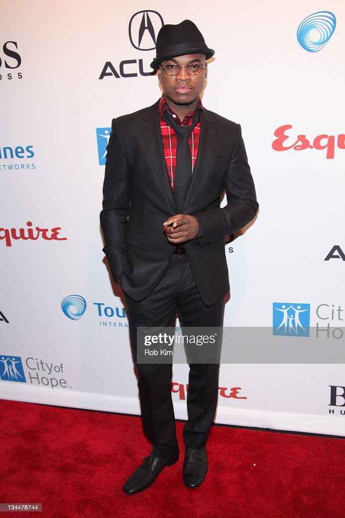 Ne-Yo attends Songs of Hope VII at the Esquire Apartment at