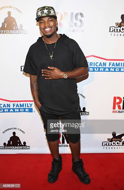 NeYo attends the 2014 Summer Classic Charity Basketball Game at Barclays Center on August 21 2014 in New York City