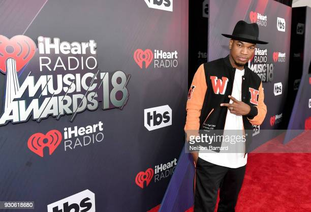 NeYo attends the 2018 iHeartRadio Music Awards which broadcasted live on TBS TNT and truTV at The Forum on March 11 2018 in Inglewood California