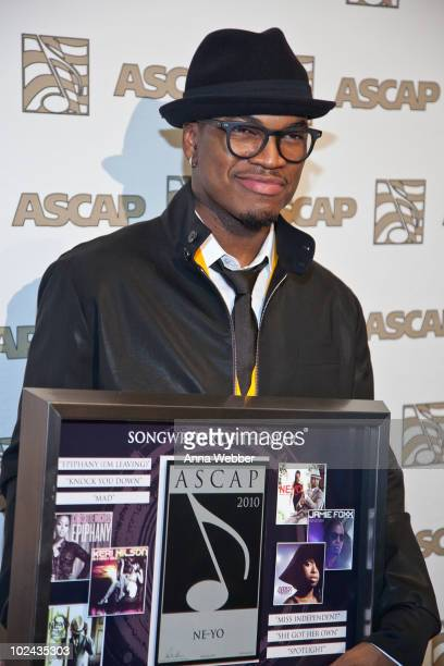 NeYo attends The 23rd Annual ASCAP Rhythm Soul Music Awards at The Beverly Hilton hotel on June 25 2010 in Beverly Hills California
