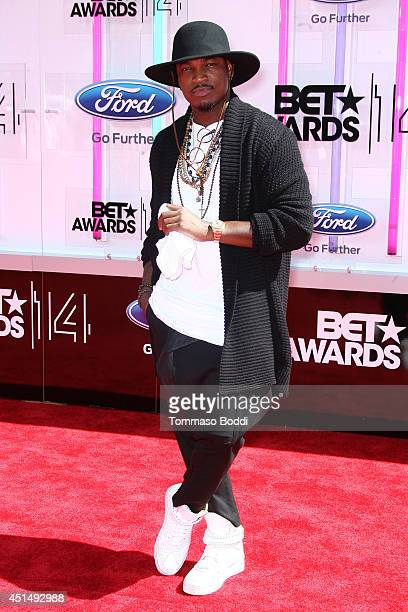 NeYo attends the 'BET AWARDS' 14 held at Nokia Theatre LA Live on June 29 2014 in Los Angeles California