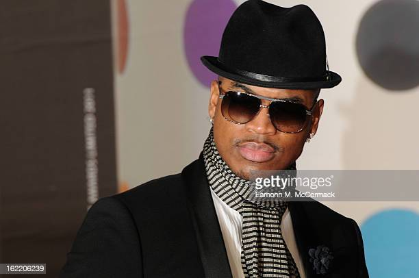 NeYo attends the Brit Awards 2013 at the 02 Arena on February 20 2013 in London England