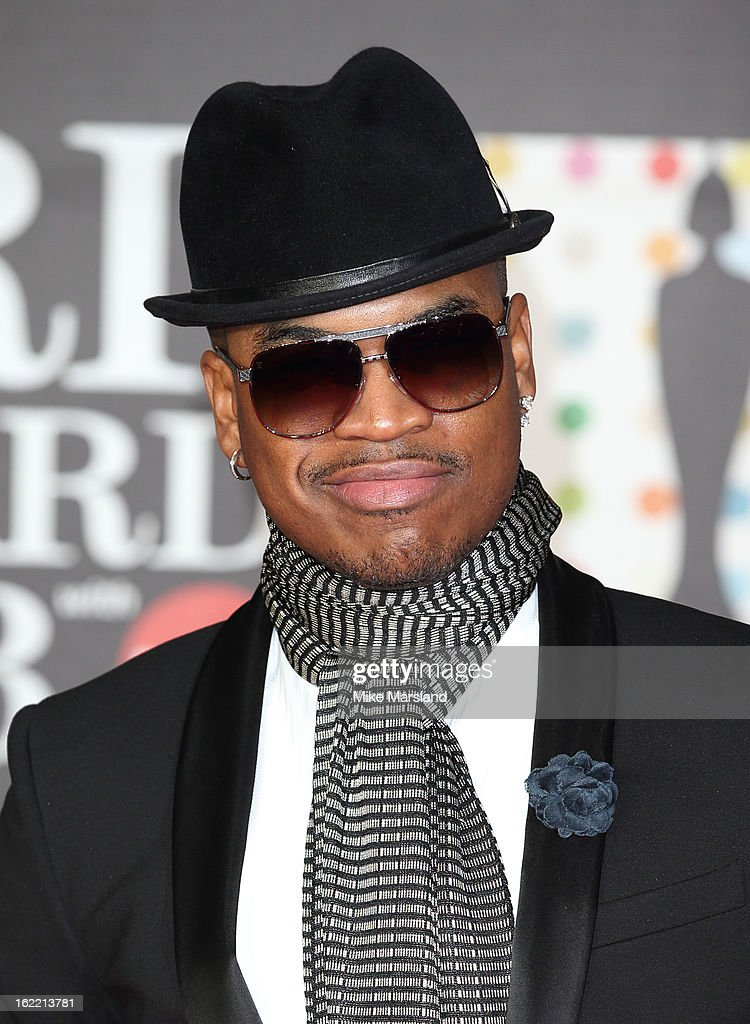 Ne-Yo attends the Brit Awards at 02 Arena on February 20, 2013 in London, England.