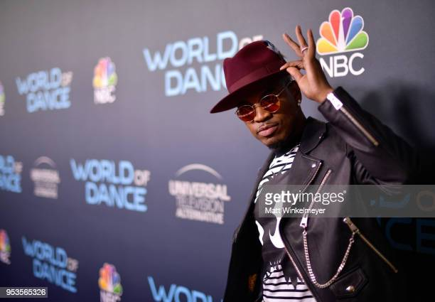 """Ne-Yo attends the FYC event for NBC's """"World of Dance"""" at Saban Media Center on May 1, 2018 in North Hollywood, California."""