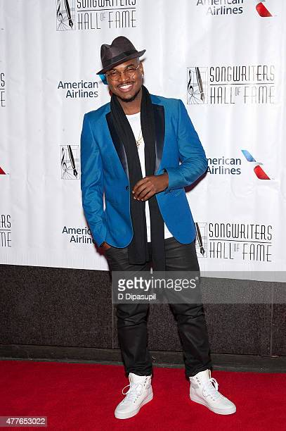 NeYo attends the Songwriters Hall of Fame 46th Annual Induction and Awards at the Marriott Marquis Hotel on June 18 2015 in New York City