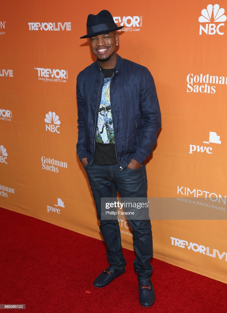 Ne-Yo attends The Trevor Project's 2017 TrevorLIVE LA Gala at The Beverly Hilton Hotel on December 3, 2017 in Beverly Hills, California.
